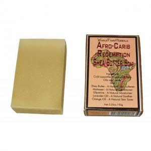 BB - Shea Butter Soap