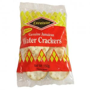AAA - Excelsior Red Crackers 150g