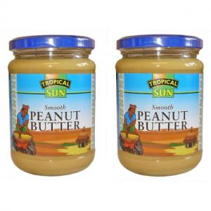 BA - Peanut Butter Tropical Sun 340g