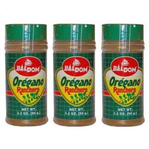 AAA - Baldom Ranchero Oregano molido 90g