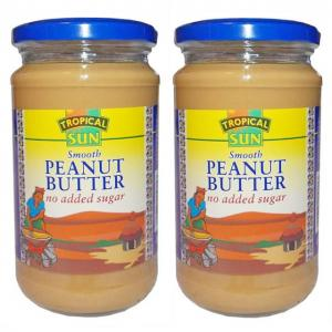BB - Peanut Butter No added Sugar Trop..