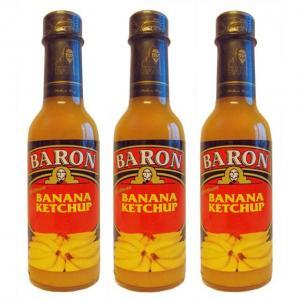 EC - Baron Banana Ketchup 155ml