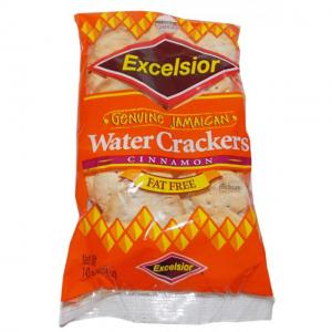 AAB - Excelsior Cinnamon Crackers 143g