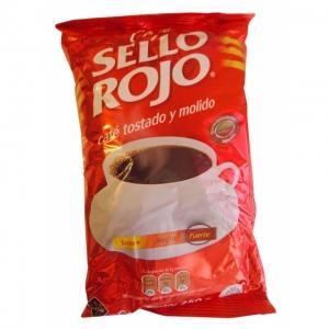 AAA - Café Sello Rojo - tostada y moli..