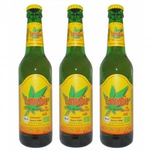 AA - Cannabia Bio - Hanf Bier 5% Alk. ..