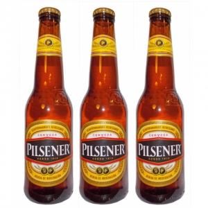 AAA - Cerveza Pilsener Ecuador - 330ml