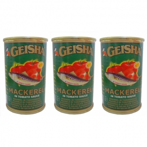 AAC - Mackerel in Tomato Sauce - 155g