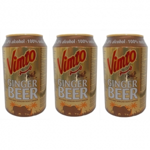 AAB - Vimto Gold - Ginger Beer - Kein ..