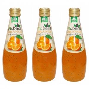 AAB - Mr. Basil -- Orange Fruchtsaft m..