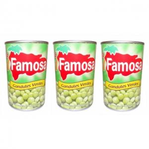 DDF - Gandules Verde La Famosa - 425g