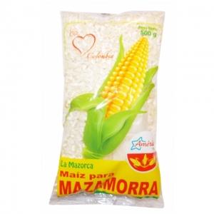 BBA - Maiz blanca para Mazamorra 500g