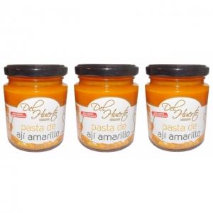 AAF - Pasta de Aji Amarillo suave Del ..