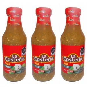 BAB - La Costena - Salsa verde 450g