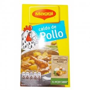 DAC - Sopita de Pollo - MAGGI 72 x 11g