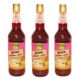 AA - Tropical Sun Grape Syrup 700ml