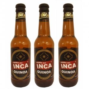 AAA - Cerveza Tierra del Inka  Quinoa ..