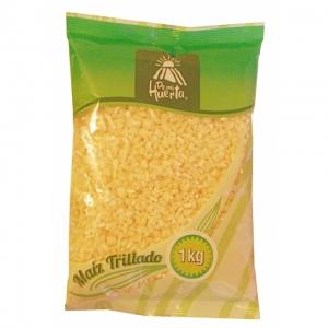 BAD - Maiz Trillado Blanco 1000g - De ..