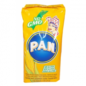 AAB - Harina Pan Maiz amarillo NOGMO 1..
