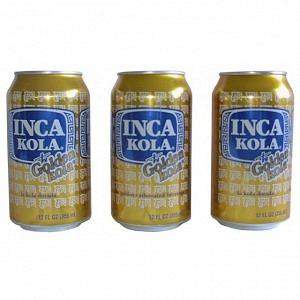 BA - Inca Kola 355ml - Softdrink