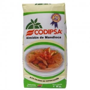 AC - Almidon de Mandioca 1000g Codipsa