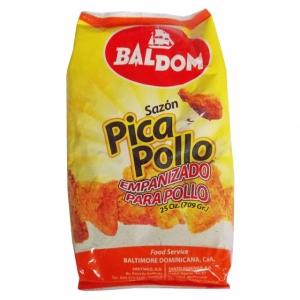 BAA - Baldom Empanizado para Pica Pollo - 709g